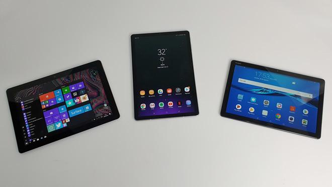 Estos tres nuevos tablets quieren competir con el iPad, ¿están a la altura?
