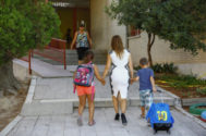 Vuelta al cole en el Colegio Esperanza de Madrid