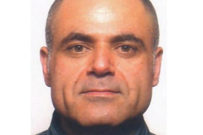 Fotografía del fugitivo distribuída por las autoridades alemanas.