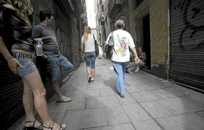 prostitutas catalanas montera prostitutas