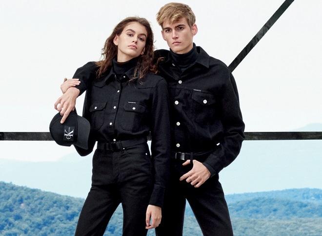 Kaia y Presley Gerber repiten como imagen de Calvin Klein Jeans Fotos   CORTESÍA DE CALVIN KLEIN 594b754cfa