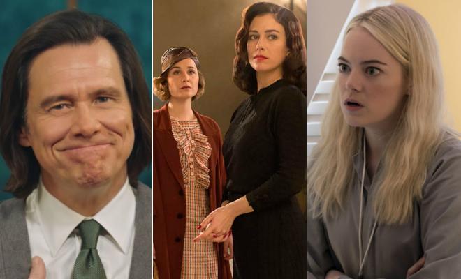 Kidding, Las chicas del cable y Maniac, entre los estrenos de series...