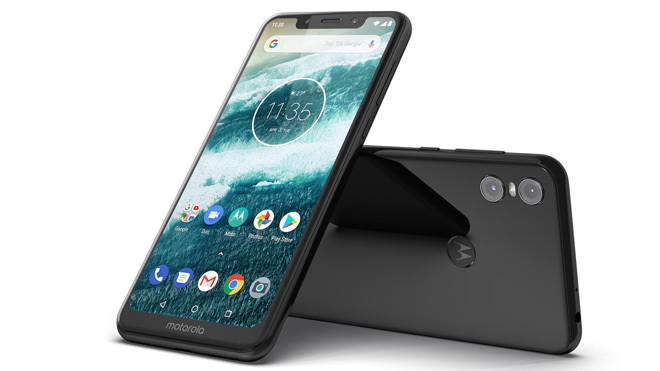 Motorola One: con Android 'puro', pero con 'notch'
