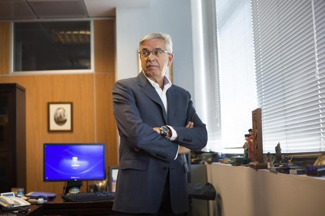 Manuel Sánchez Corbí, ex jefe de la Unidad Central Operativa de la...