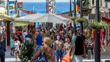 Benidorm se arma contra la 'turismofobia'