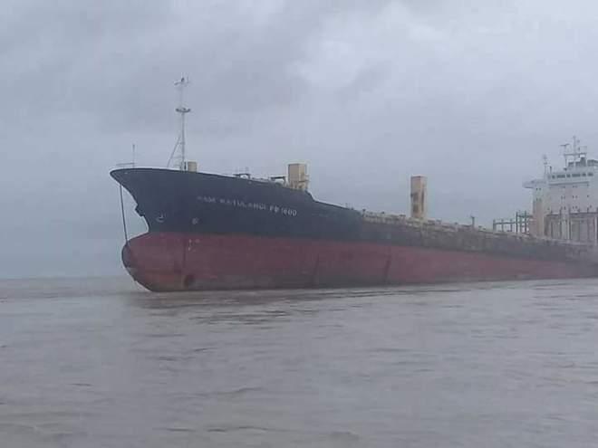 El enorme buque Sam Ratulangi lleva desaparecido nueve años.