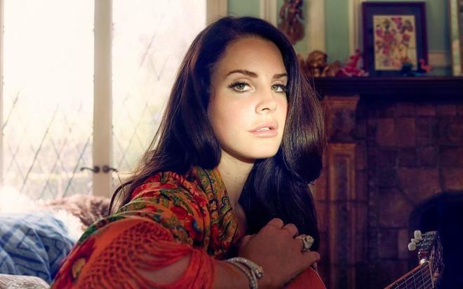 Lana del Rey, en un retrato promocional.
