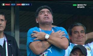 Maradona encuentra a su 'asesino' gracias a un grupo de hackers