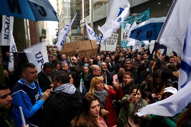 MARCOS BRINDICCI / REUTERS
