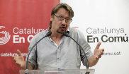 Xavier Domènech dimite por sorpresa de la dirección de Podemos Cataluña