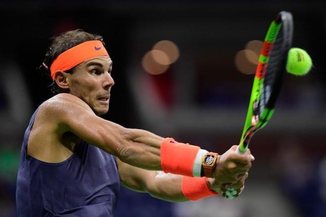 Nadal vence a Thiem en el US Open en un partido agónico y pasa a semifinales