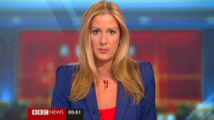 La presentadora de BBC Radio Rachael Bland