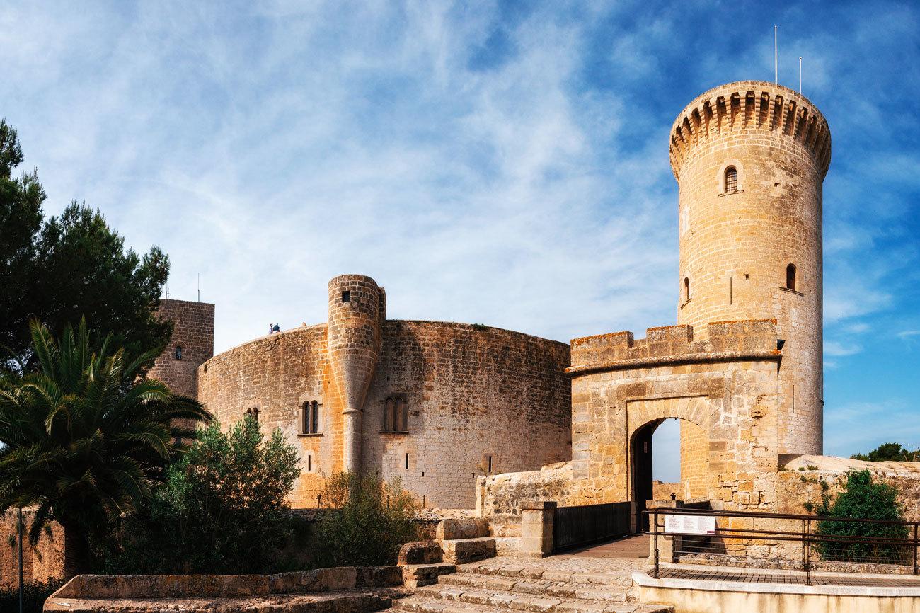 Aunque quizás el de Alaró sea el más espectacular de Mallorca, nos...
