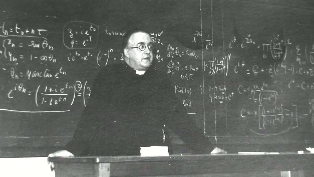 Los astrónomos quieren hacer justicia a Lemaître, descubridor del Big Bang