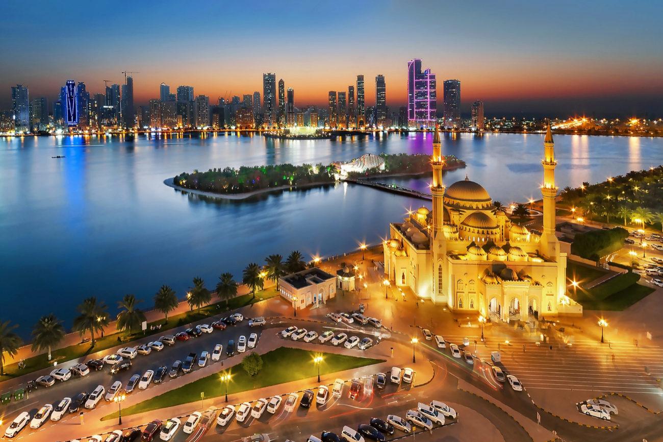 Sharjah es la capital del emirato homónimo, el tercero más grande de...