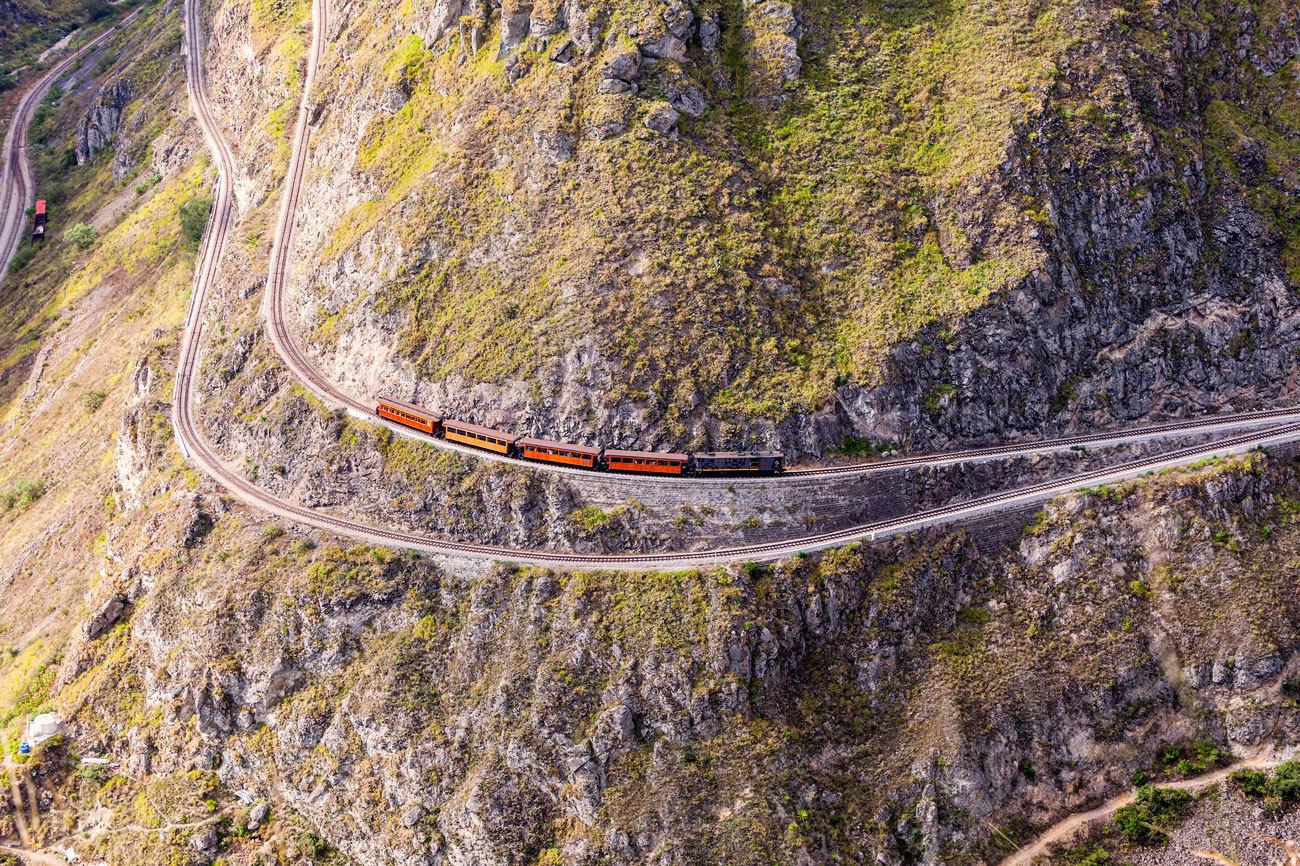 Tren a las Nubes es el nombre de uno de los recorridos  que hace el...