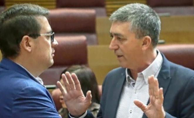 El conseller de Economía, Rafael Climent. J.C.