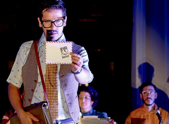 Las cartas de Joyce, Einstein y Fidel Castro suben a escena