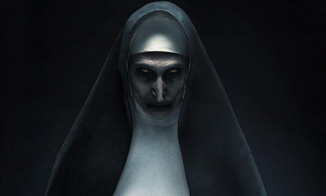 Valak, la protagonista de 'La Monja', no puede ser más terrorífica.