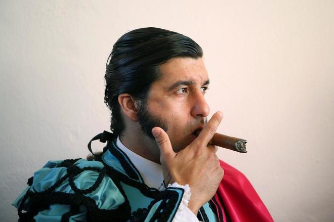 Morante de la Puebla en su reciente actuación en la goyesca de Antequera