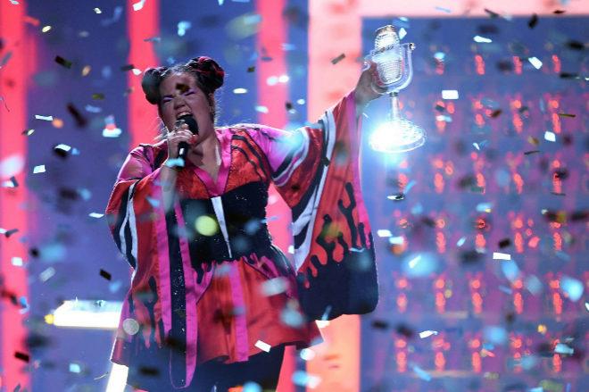La cantante israelí Netta, ganadora del último certamen de Eurovisión celebrado el pasado mes de mayo en Lisboa.