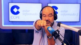 El periodista Ángel Expósito, nuevo director del programa 'La...