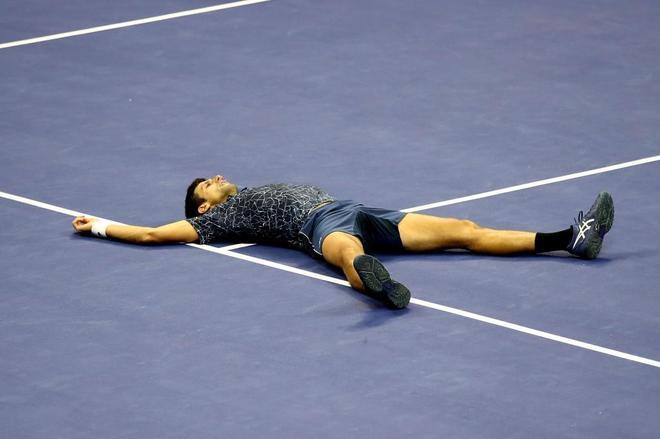 Todo el poder para Djokovic en el US Open