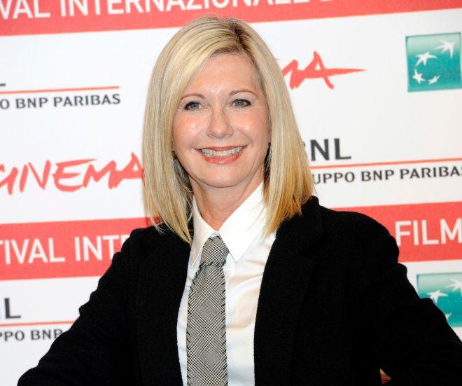 La actriz, durante el Festival de Cine de Roma.