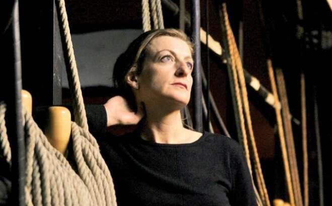 La bailarina y coreógrafa madrileña La Ribot.