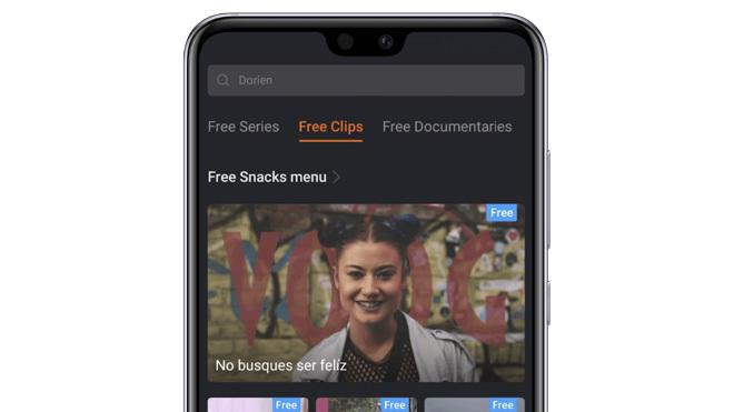 Huawei anuncia Huawei Video, un Netflix para sus móviles