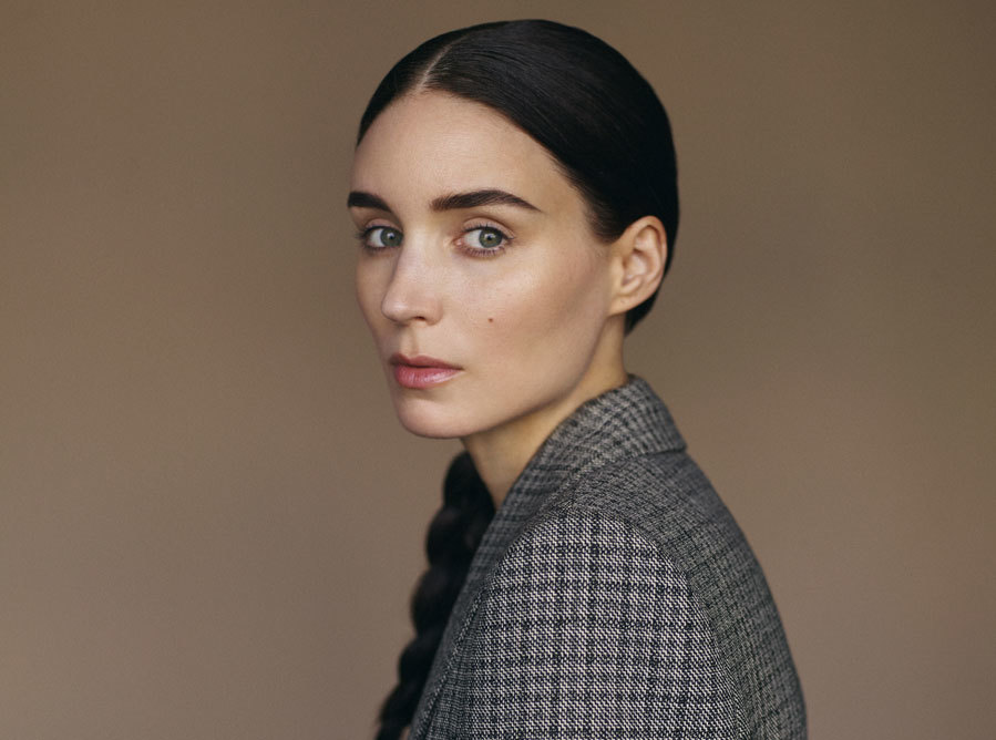 "Rooney Mara: ""I never go out a..."