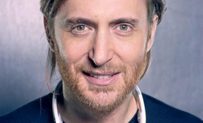 El Dj y productor David Guetta