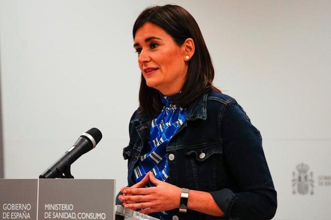 La ex ministra Carmen Montón.