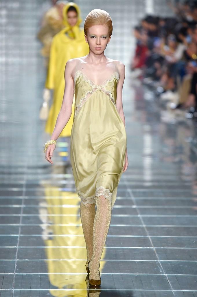 Desfile de Marc Jacobs - Colección primavera 2019 - Semana de la Moda...