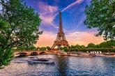 La capital francesa es una de las ciudades más chic de Europa,...