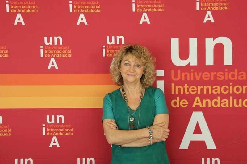 María Ángeles Peinado, directora de la sede Antonio Machado de Baeza.