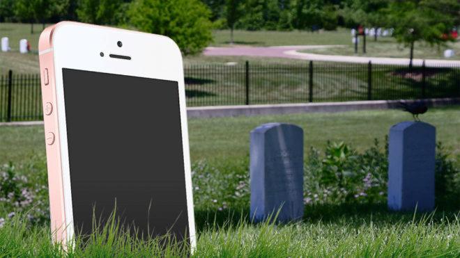 El iPhone SE ha muerto