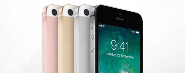 El iPhone SE ha muerto (por el momento)