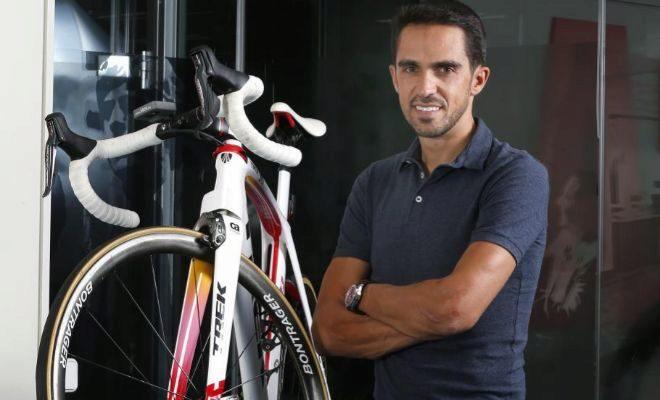 Alberto Contador, en una imagen reciente.