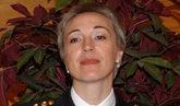 María Marcos Salvador, comisaria principal del Cuerpo Nacional de...