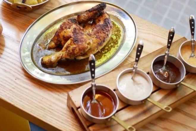 Estos son los mejores lugares de España para comer pollo asado