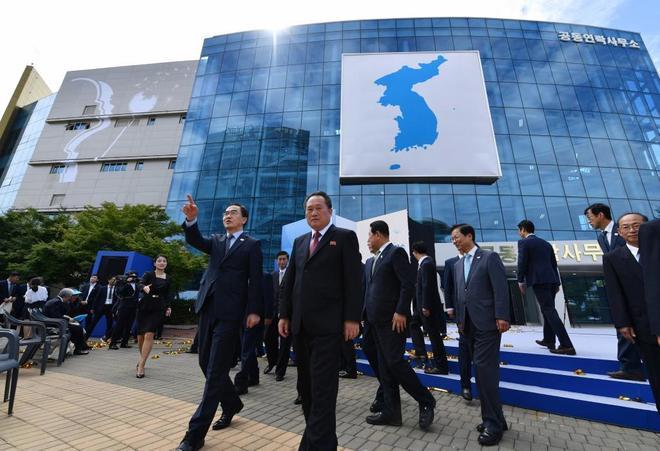 Corea del Sur abre una oficina de representación en Corea del Norte