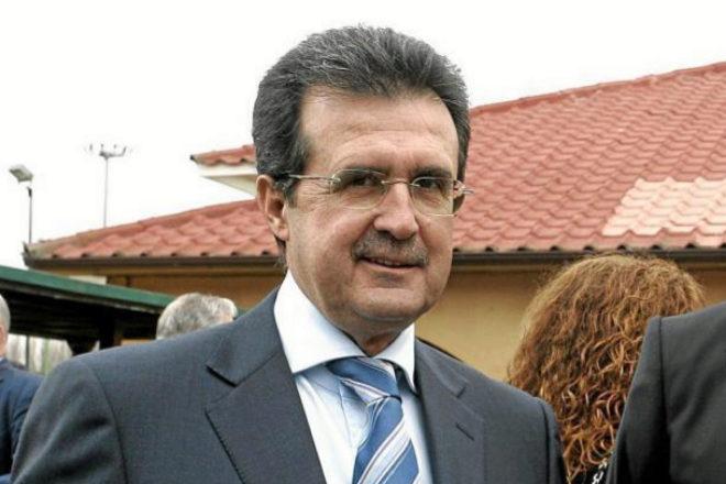 José Luis Ulibarri, en una imagen de 2012 en León.