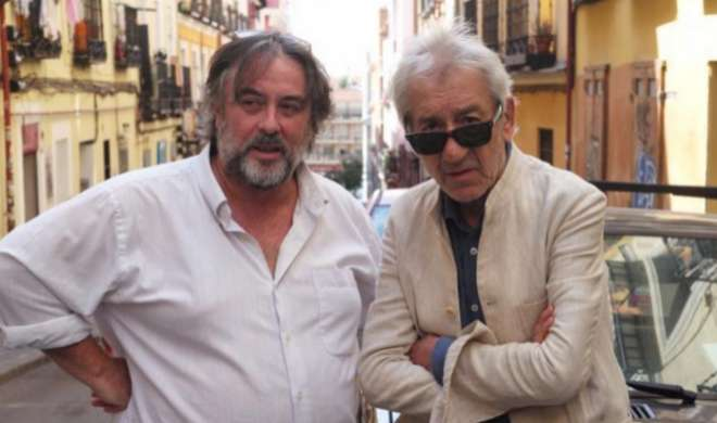 ESPAÑA / TEATRO: José Sacristán y Andrés Lima: