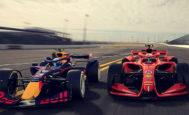 El primer proyecto para 2021, bajo los colores de Red Bull y Ferrari.