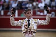 Los firmes y luminosos mimbres de Diego Carretero deslumbran en Albacete