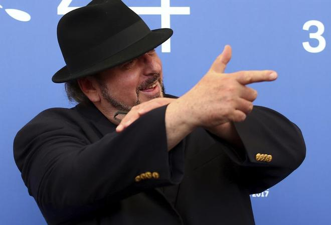 El director James Toback.