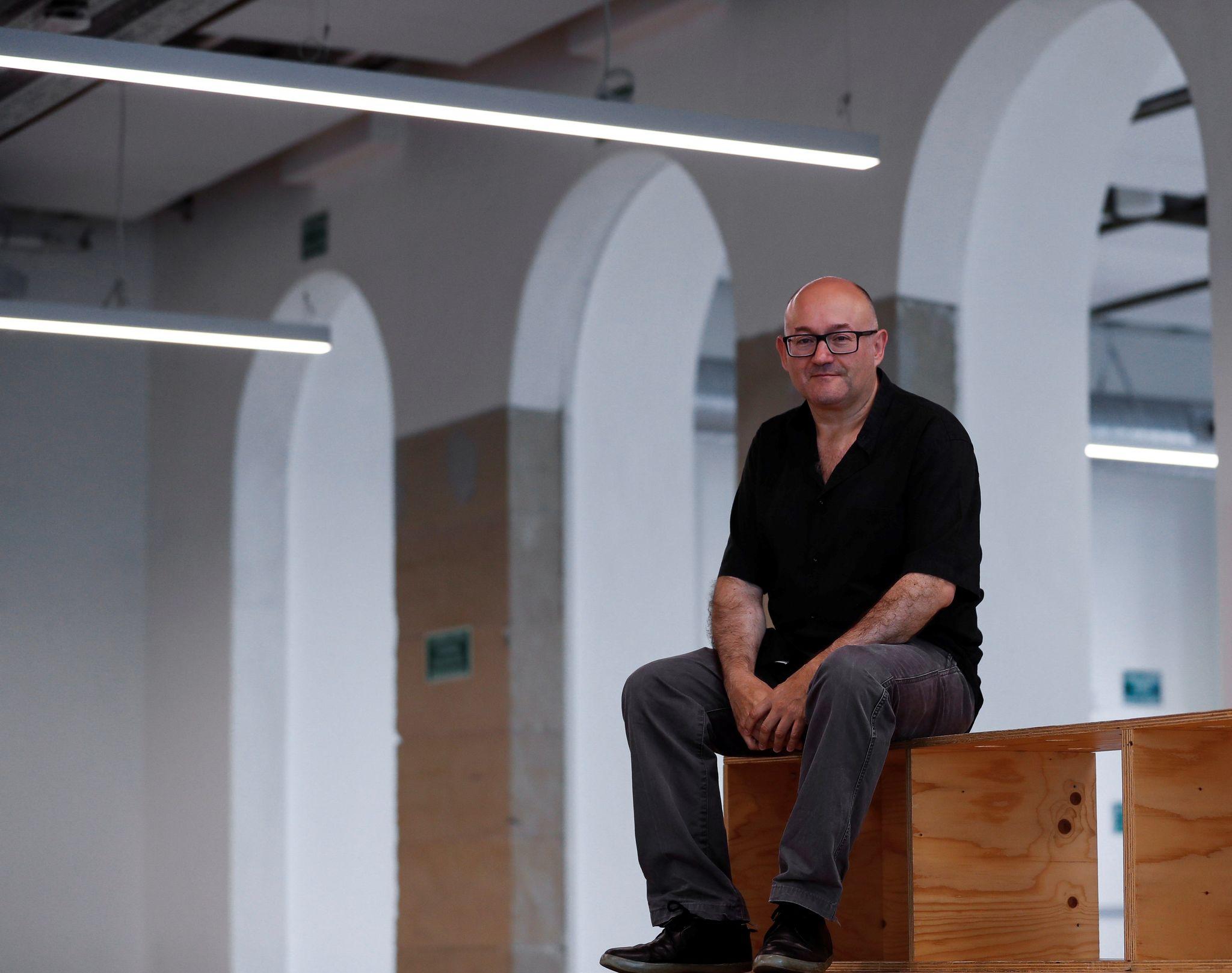 El director del Festival de Cine de San Sebastián José Luis Rebordinos.