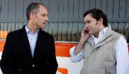 'El Bigotes' enreda a Agag en la Fórmula 1 de Valencia