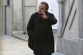 El abogado de Cristinta de Borbón, Pau Molins, acude al Tribunal...